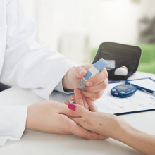 DNA profile reports the risk of developing Type 2 Diabetes Mellitus