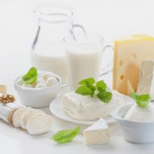 DNA test of lactose intolerance