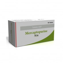Pharmacogenetic DNA test for mercaptopurine