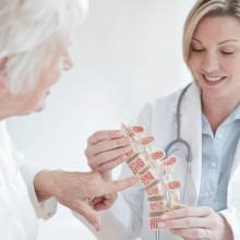 OSTEOgenes, perfil genómico riesgo osteoporosis