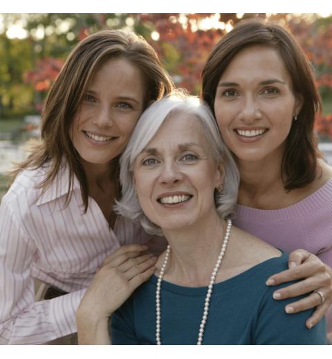 Test genético. Riesgo cáncer mama y trombosis THS menopausia